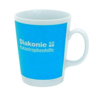 Trinkhilfe: Kaffeebecher