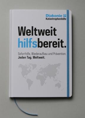 Weltweit schreibbereit: Notizbuch