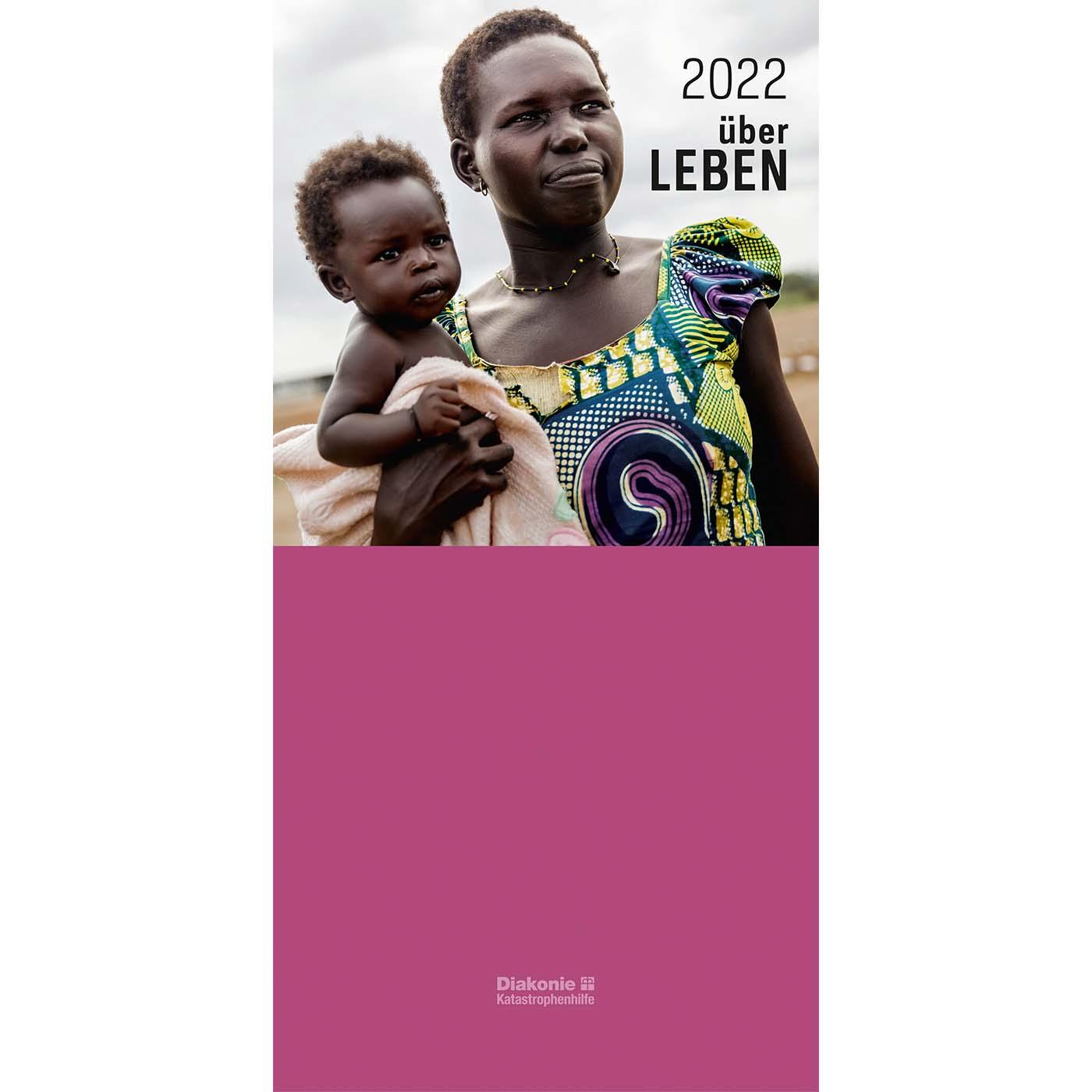 "Fotowandkalender ""überLEBEN 2022"""