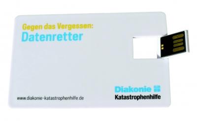 Datenretter: 16-GB-USB-Karte