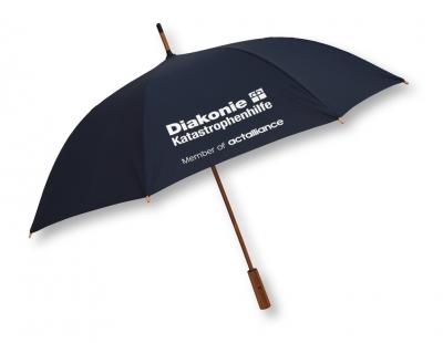 Wetterhilfe: Regenschirm